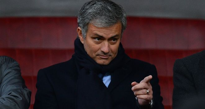 Jose Mourinho: Prefers the tougher tests