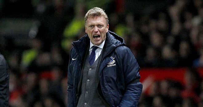 David Moyes: Aiming to avoid a giant-killing at Boundary Park