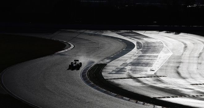 F1 testing: Back on the schedule from 2014 during the season