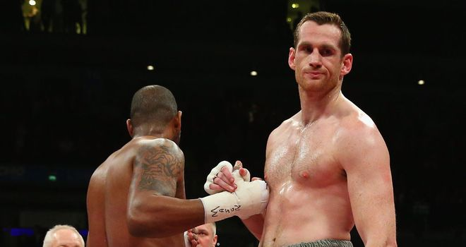 David Price: Expected to face Tony Thompson again on July 6