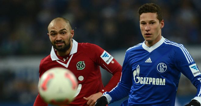 Sofian Chahed: Happy at Hannover and keen to stay