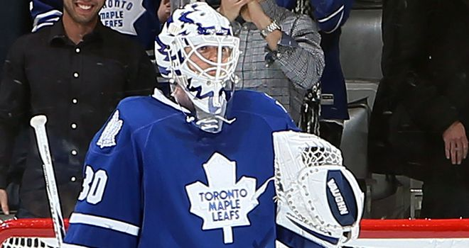 Ben Scrivens: Landmark achievement