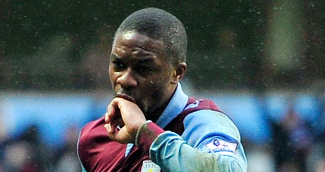Charles N'Zogbia: Praise from Villa team-mate Ashley Westwood