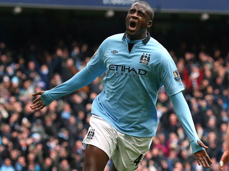 Yaya Toure: Has committed his future to City