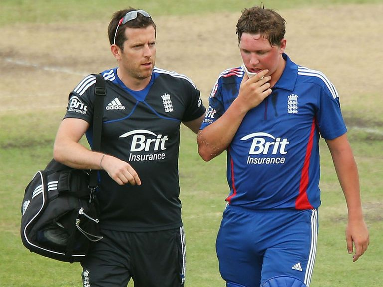 Gary Ballance: His 73 was not enough to save the Lions