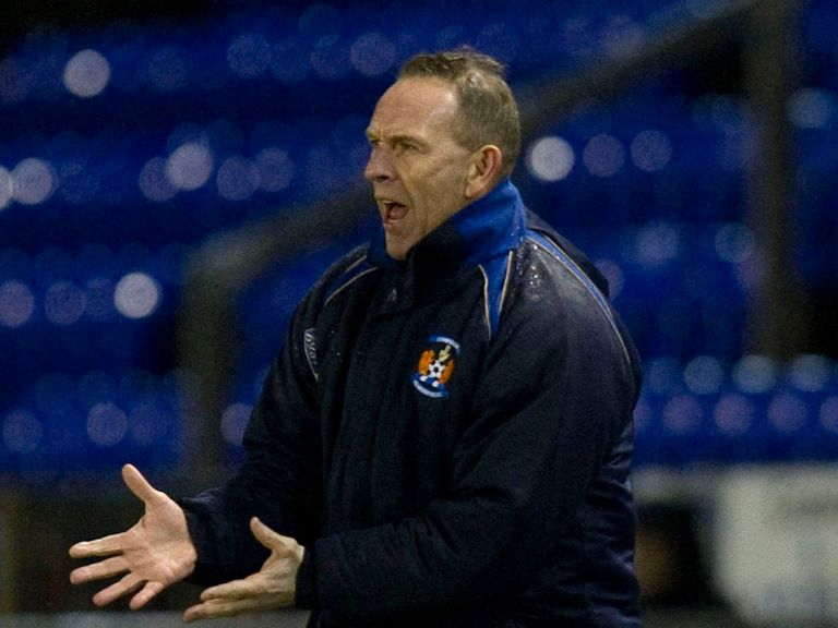 Kenny Shiels: Excited to have recruited Boyd