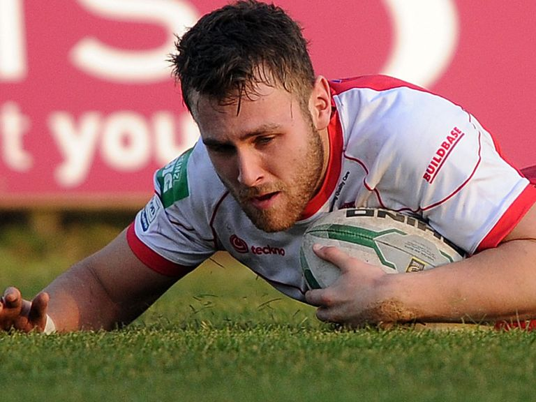 Adam Walker: Staying at Hull KR