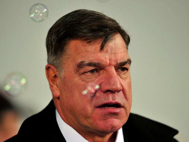 Sam Allardyce: 'We're very close to being mathematically okay'