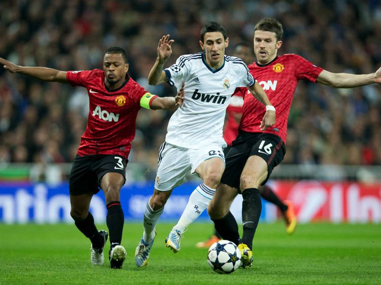 Evra: Hoping the emotion gets to Ronaldo in the second leg