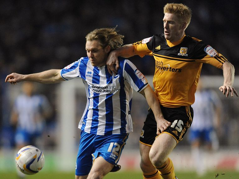 Paul McShane: Offered new Hull deal