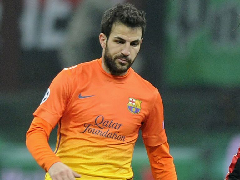 Cesc Fabregas: Not leaving Barcelona this summer apparently