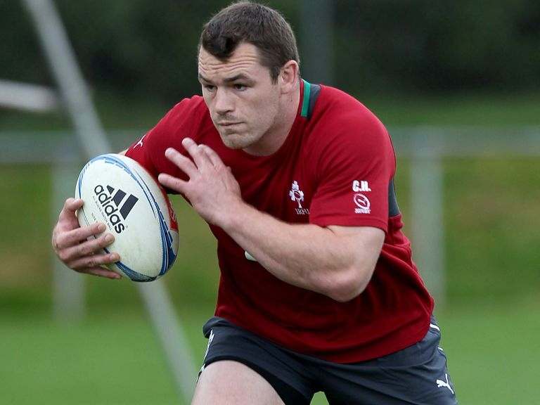 Cian Healy: Timing of ban has been changed