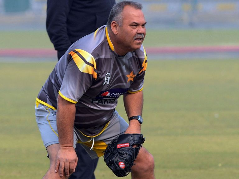 Dav Whatmore: Has stepped down as Pakistan coach