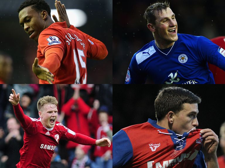 Sturridge, Wood, Ritchie and McDonald are the pick of the deals.