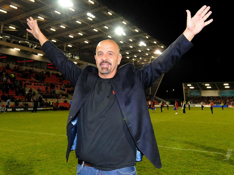 Marwan Koukash: Looking for at least a top-six finish