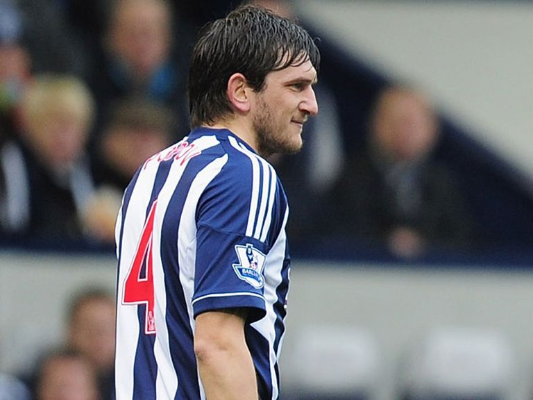 Goran Popov: Has returned to West Brom