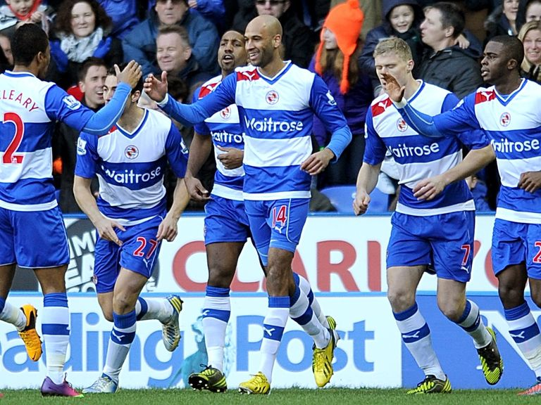 Reading have five wins in their last six games