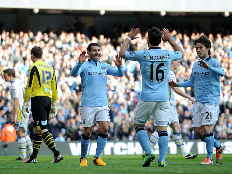Manchester City are Sky Bet's favourites to win the FA Cup.