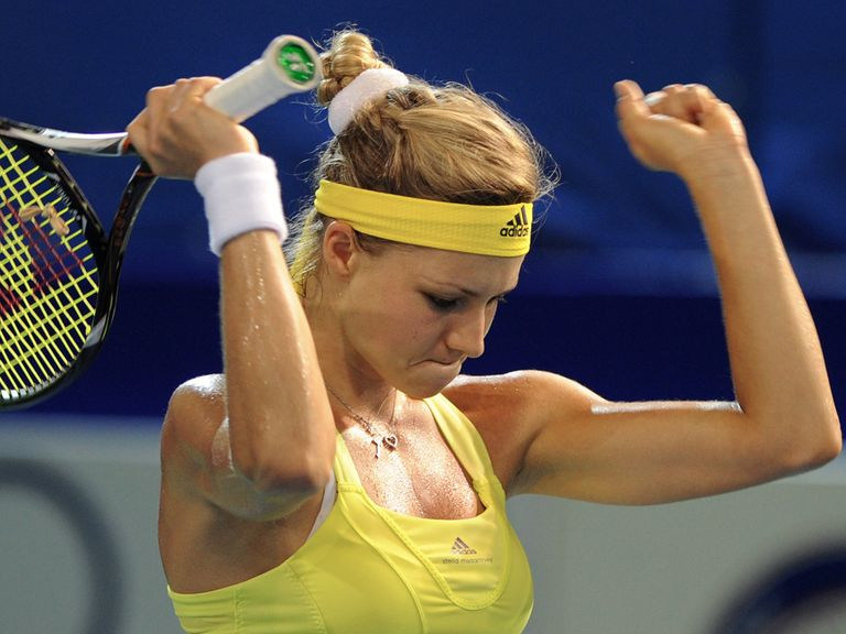 Maria Kirilenko: Through to the final of the Pattaya Open