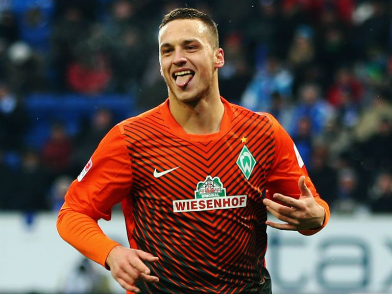 Werder Bremen have said Arnautovic will be staying at the club