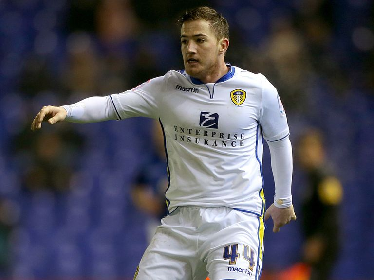 Ross McCormack: Wants to stay at Leeds