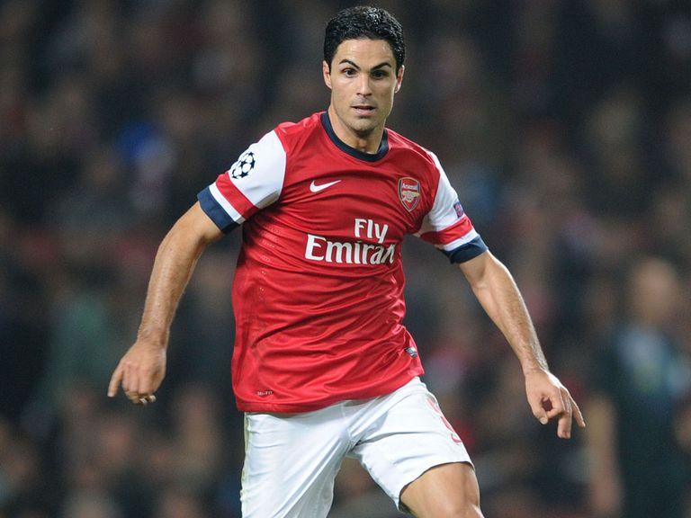 Mikel Arteta: Not happy with Arsenal season