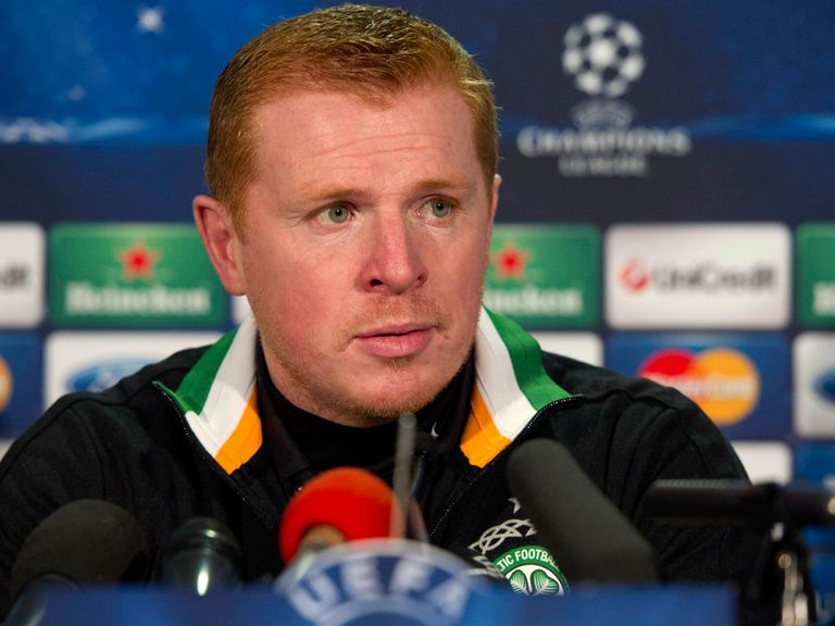 Neil Lennon: Had a visit from Ferguson