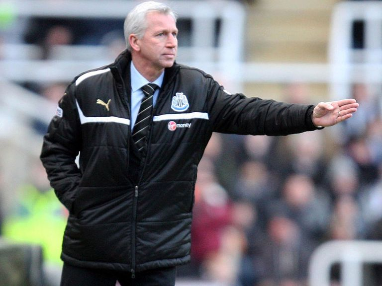 Pardew says he will not shake of relegations fear until survival is assured
