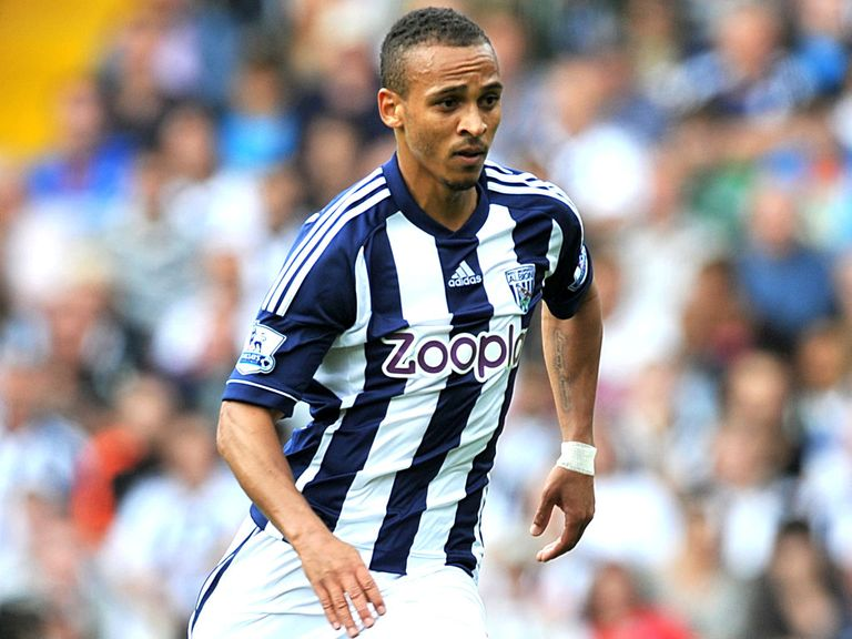 Peter Odemwingie: Has upset Baggies boss Steve Clarke