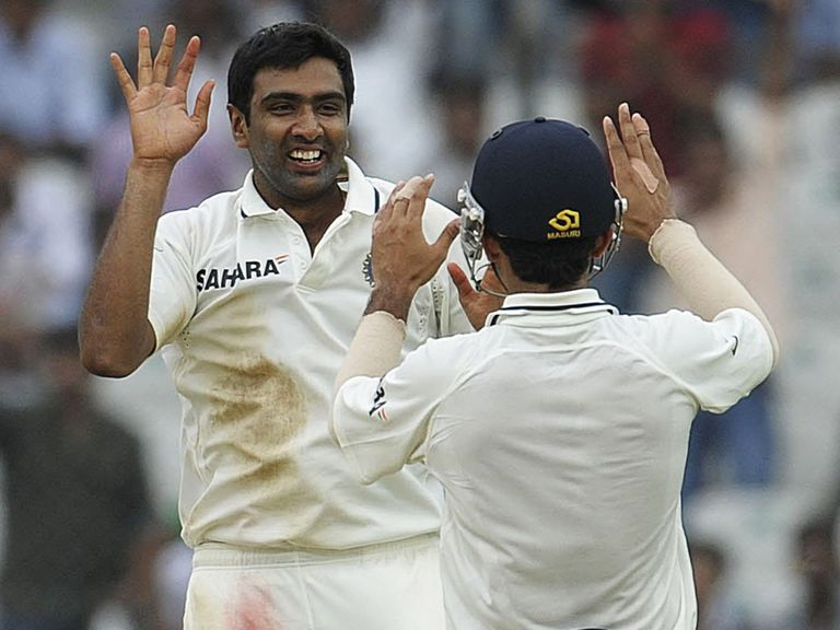 Ravichandran Ashwin: Another five-wicket haul