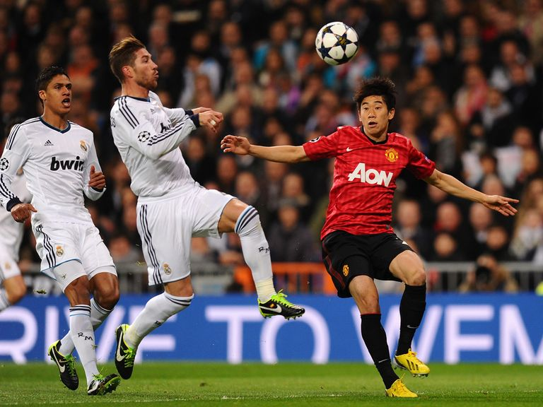 Ramos: Admits fault for United goal