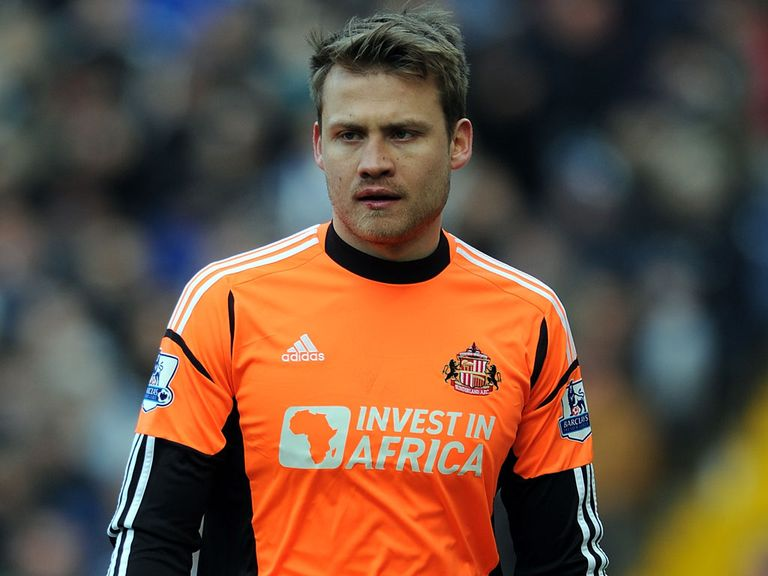 Simon Mignolet: Hoping to regain number one spot with Belgium