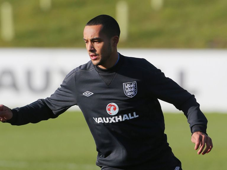 Theo Walcott could shine if given the chance up front