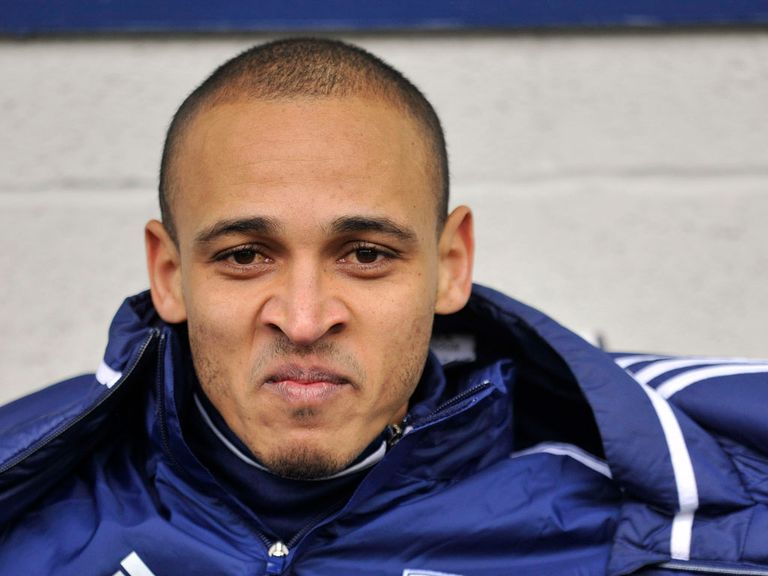Peter Odemwingie: Continues to tweet his displeasure at WBA