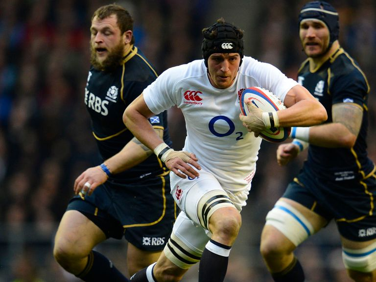 Tom Wood: England are a humble group of players