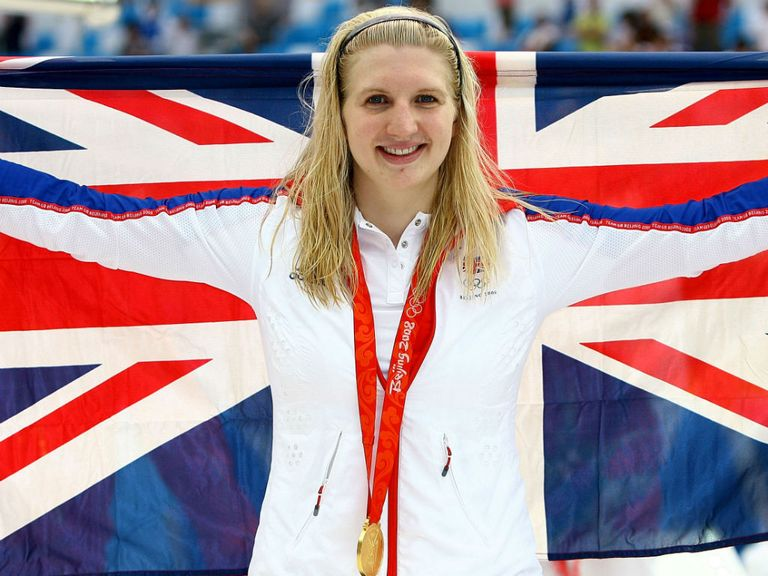 Adlington: Four-time Olympic medalist retires
