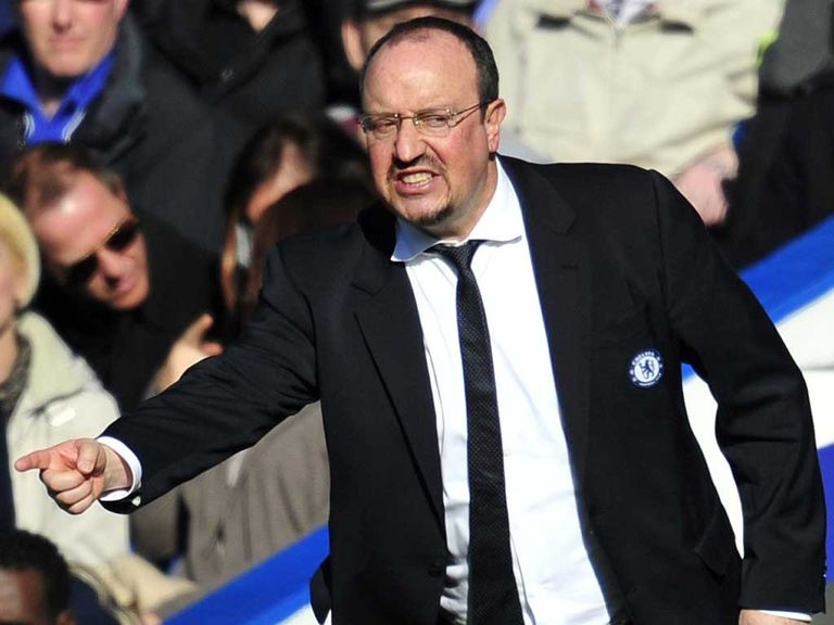 Benitez: Fighting for second
