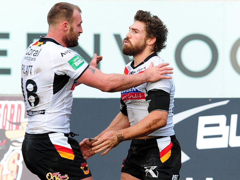 Jarrod Sammut: Two tries in Bradford romp