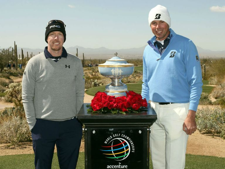 Hunter Mahan and Matt Kuchar can star for Team USA