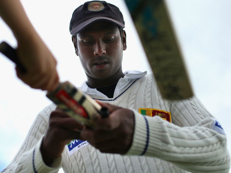 Angelo Mathews: Named capatin