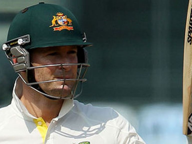 Michael Clarke: Facing fitness fight for fourth Test