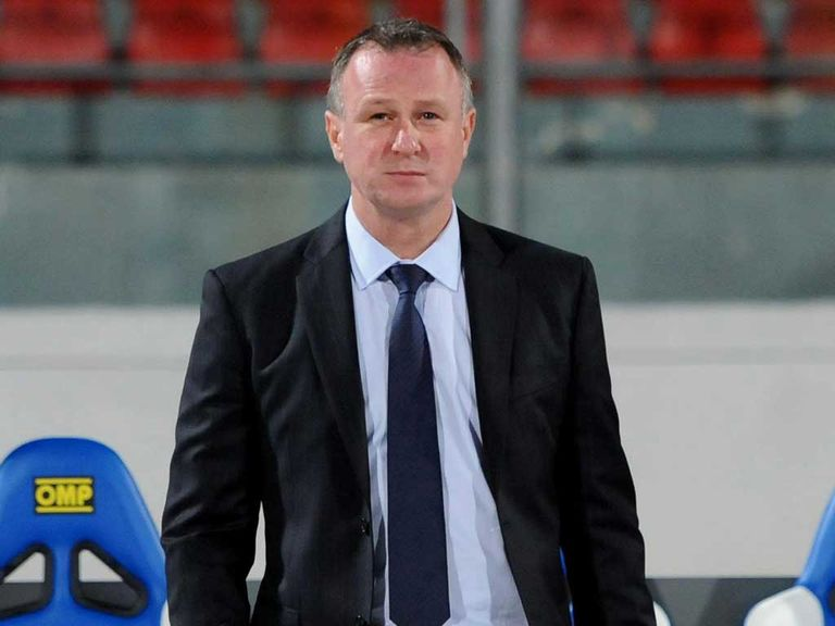 Michael O'Neill: Yet to win a game as Northern Ireland manager