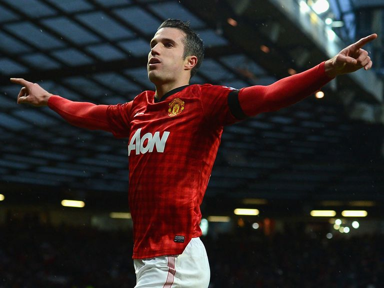 Robin van Persie: Doesn't want to be given any rest
