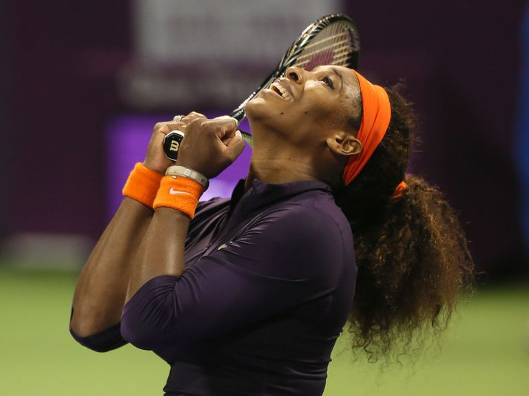 Serena Williams: Back on top
