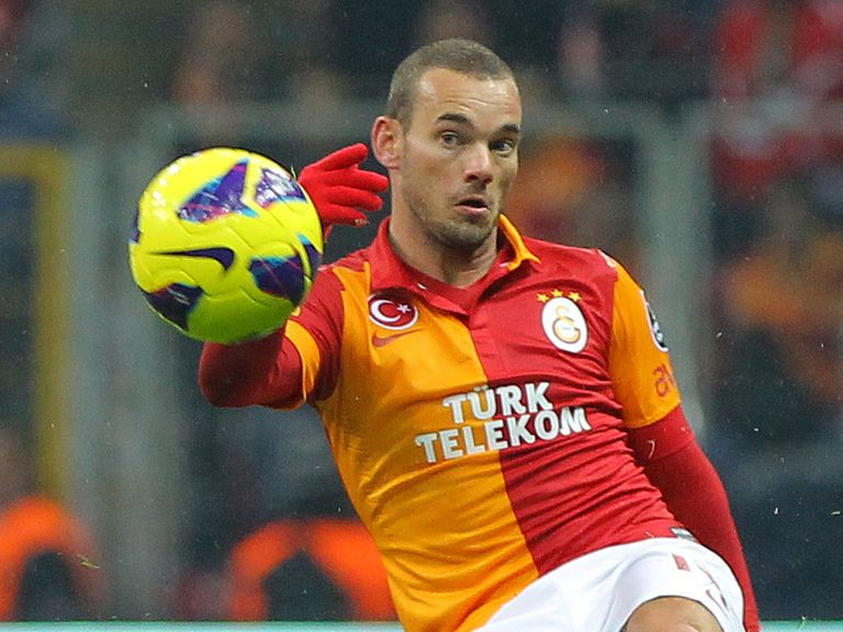 Wesley Sneijder: Not for sale
