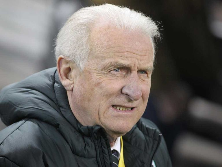 Giovanni Trapattoni: Talk over his future played down