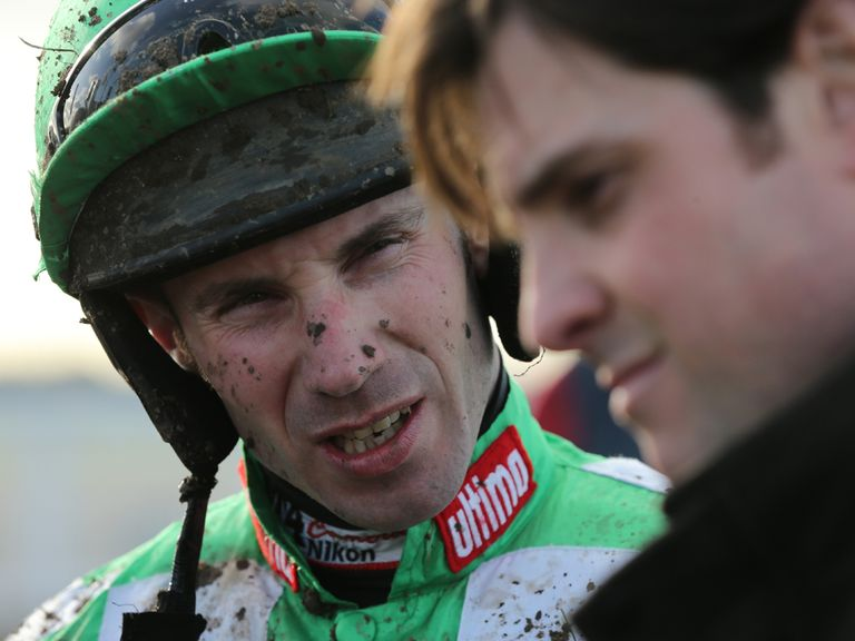 Wayne has three rides up at Doncaster on Saturday