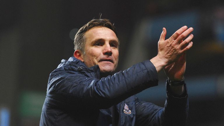 Phil Parkinson: Bradford boss has played down Reading reports