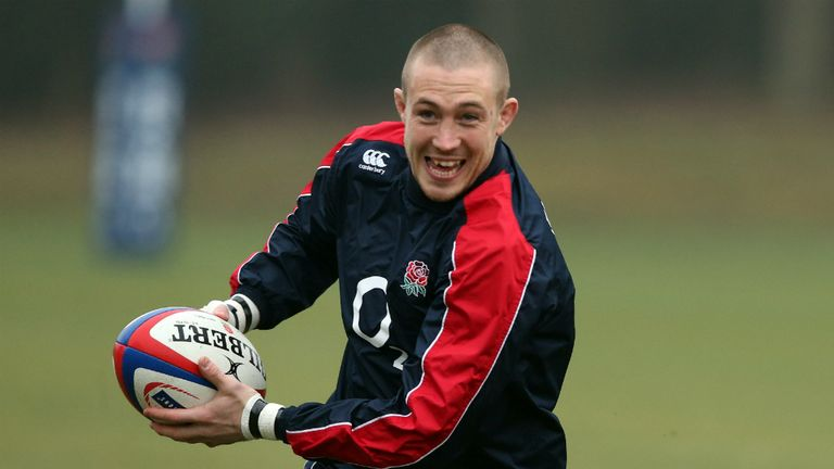 Mike Brown: England's last line of defence