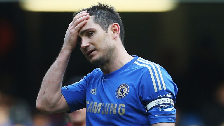 Frank Lampard: Chelsea midfielder taking Steaua Bucharest threat seriously